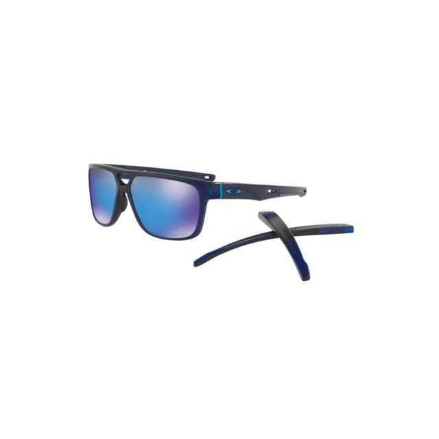 Oakley - Lunettes De Soleil Crossrange Prizm Sapphire - pas cher ... eb3123fc9e3f