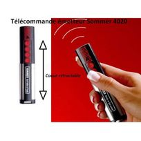 Sommer - Télécommande Emetteur 868 Mhz 4 canaux porte de garage portail 4020V000