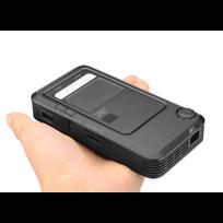 Auto-hightech - Mini Projecteur Dlp Portable Android Wi-Fi 1080P 20-150 pouces Dlna, 260 Lumens