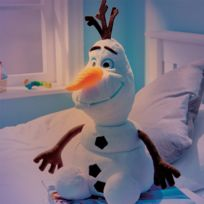 Worlds Apart - Peluche Veilleuse Olaf Disney Frozen