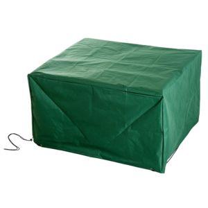 Homcom housse de protection etanche pour meuble salon de - Housse protection salon de jardin rectangulaire ...