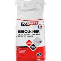 Toupret - Enduit rebouchage Sac 5kg