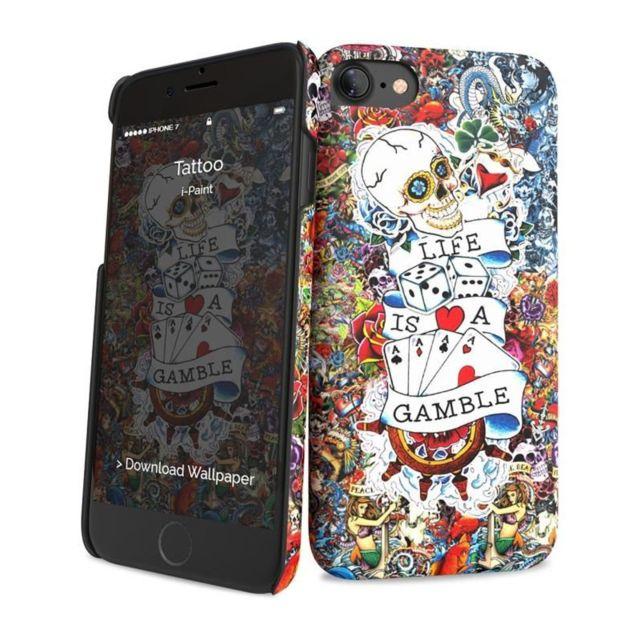 coque iphone 7 tatoo