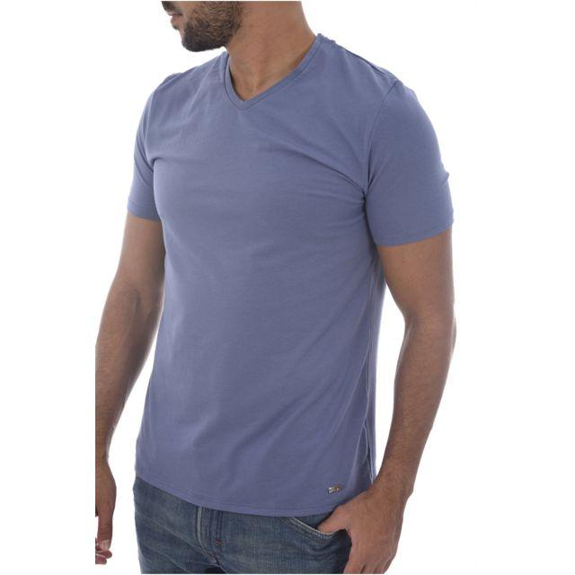 Fila Tee Shirt Coton Stretch F06i1 pas cher Achat