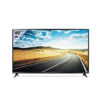 LG - 4K UHD 3840 x 2160 49 pouces – Smart TV – Connexion WiFi – Quad Core