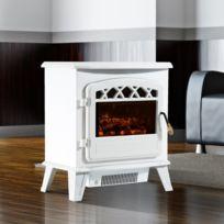 radiateur electrique avec flamme achat radiateur electrique avec flamme pas cher rue du commerce. Black Bedroom Furniture Sets. Home Design Ideas