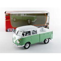 Motormax - 1/24 - Volkswagen Combi T1 - Pick Up - 1976 - 79343GRW