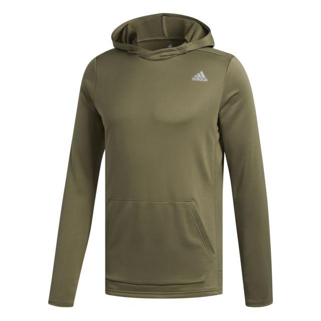 Adidas Sweatshirt Own the Run pas cher Achat Vente
