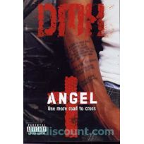 Universal Music S.A. - Dmx : Angel ONE More Road To Cross Dvd - Edition simple