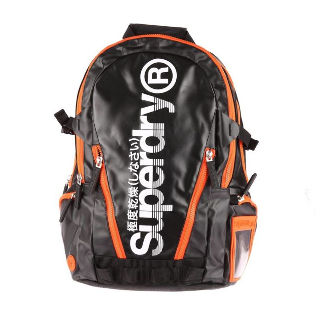 Superdry - Sac à dos Sonic Tarp orange et