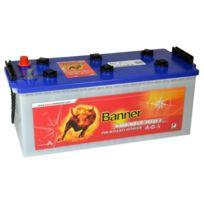 Banner - Batterie Camping car Décharge lente Energy Bull 96351 12v 180ah