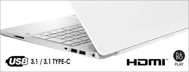 HP Pavilion 15 - Connectivité