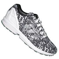 adidas zx flux noir et blanche