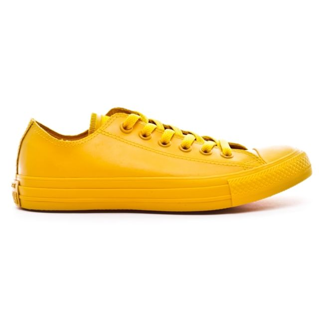 converse basket jaune