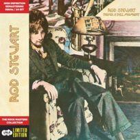 Vinyl Replica de Luxe - Rod Stewart - Never a dull moment DigiPack Edition de luxe