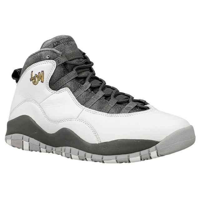 new concept 54e1a f71fa Nike - Air Jordan Retro X Gs - pas cher Achat   Vente Chaussures basket -  RueDuCommerce
