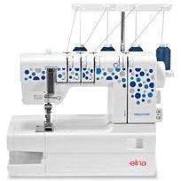 Marque Generique - Machine à point de recouvrement Elna EasyCover - Garantie 5 ans