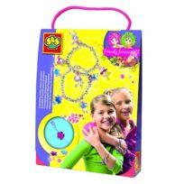 Ses - Kit créatif Bracelets d'amitié porte-bonheur