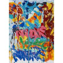 Artis - Toile imprimée JonOne Front Line 100 x 140 cm