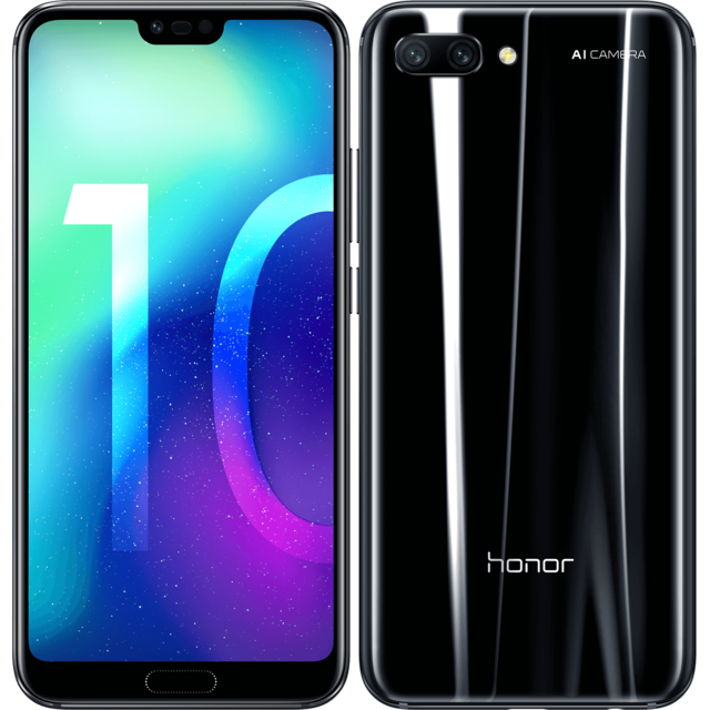 HONOR 10 - Noir