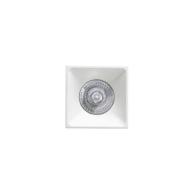 Faro Spot Encastré Neon 1xGU10 Blanc 43400