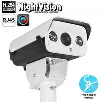 Yonis - Caméra Ip Hd 720P étanche H.264 vision nocturne infrarouge à 50m