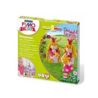Dtm - Fimo Kids Form and Play Princesses