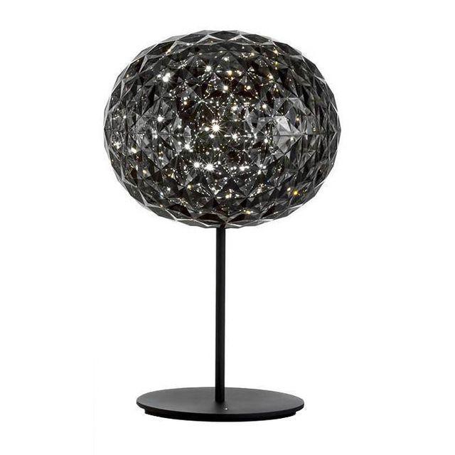 Lampe À Anthracite Translucide Led Poser Planet H53cm hdsrtQCxB