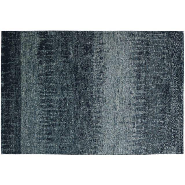 vivabita tapis design de grande taille jeans varoy bleu pas cher achat vente tapis. Black Bedroom Furniture Sets. Home Design Ideas