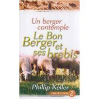 Blf Europe - un berger contemple ; le bon berger et ses brebis