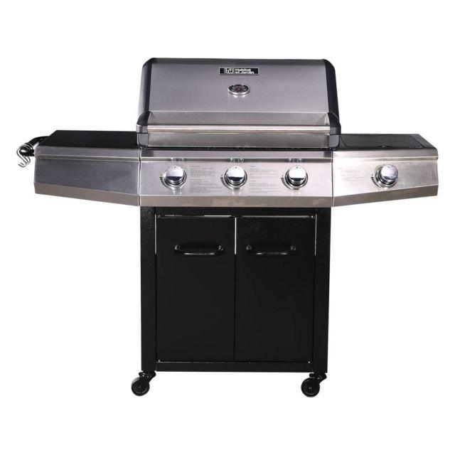 HABITAT ET JARDIN Barbecue Gaz avec LED Bingo 4 4