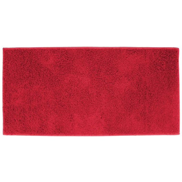 Deco Tapis Tapis petit format Twist Rouge 57x115
