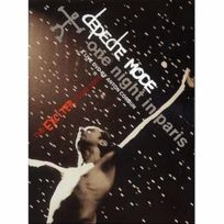 Emi Music - Depeche Mode : One Night In Paris - The Exciter - Coffret De 2 Dvd - Edition simple