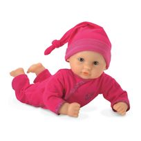 COROLLE - Mon premier bébé câlin Grenadine - Y7395