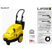 Lavor - Pro - Nettoyeur haute pression 150 Bars 3000W 660L/h sans enrouleur - Danubio 1211 Lp