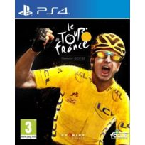 TOUR DE FRANCE 18 - Jeu PS4