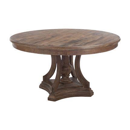 Table à manger ronde 150x150x80cm