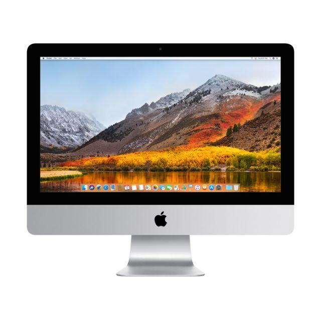 """APPLE iMac 21,5"""" - Retina 4K - Radeon Pro 560 - MNDY2FN/A Écran 21,5 pouces Retina 4k - 4096x 2304px - Processeur Intel® Core™i5 (3,4 GHz) Quad-Core - Disque dur 1 To - RAM 8 Go - Radeon PRO 560 4 Go - WiFi -"""
