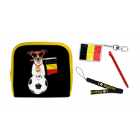 SUBSONIC - PACK D'ACCESSOIRES -FOOTY DOGS BELGIQUE - 2DS