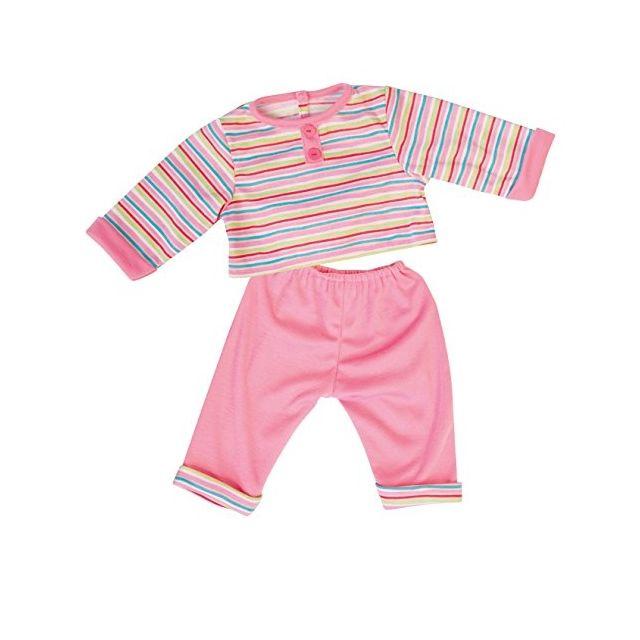 Bayer Design - 83823 - VÊTEMENT Pour PoupÉE - Habit Poupon - T-shirt +  Pantalon - 2 PiÈCES - 38 Cm - pas cher Achat   Vente Poupées - RueDuCommerce 12c2433e05bf