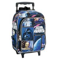 Star Wars - Sac à dos à roulettes Space 37 Cm trolley - Cartable
