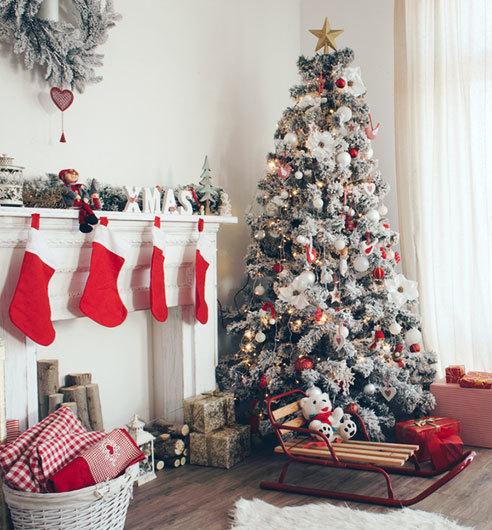 Décorez votre maison pour Noël