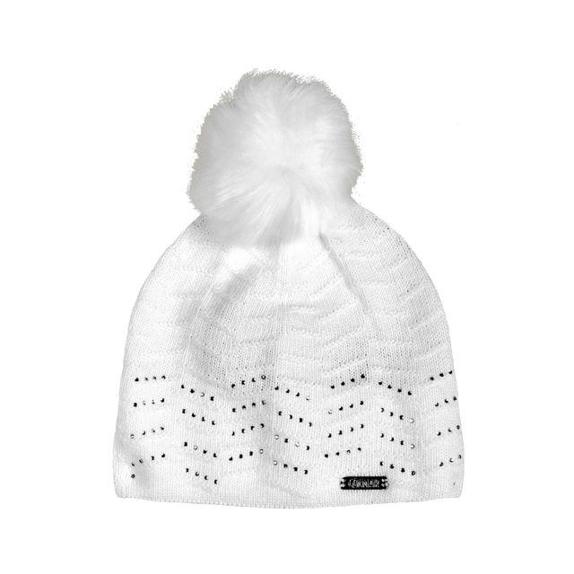 Colmar - Bonnet 2ry Jodie White - pas cher Achat   Vente Casquettes, bonnets,  chapeaux - RueDuCommerce dc89faf4283