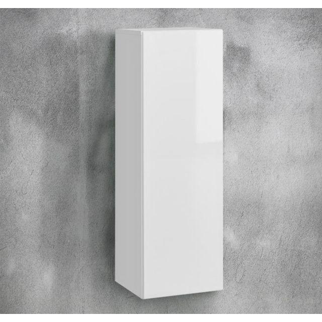 Design Ameublement Armoire mural modèle Martina P V35x105 35x105cm, blanc