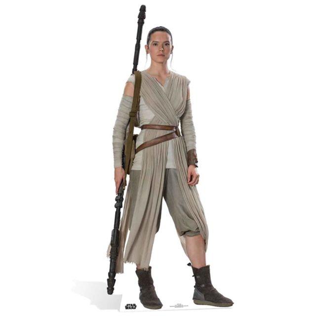 Bebe Gavroche Figurine en carton taille réelle Rey Star Wars