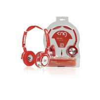 Kng - Casque Droid Rouge - Human After All