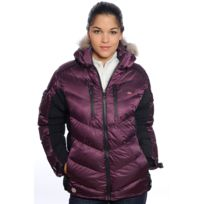 Geographical Norway - Doudoune Femme Bagatta Violet