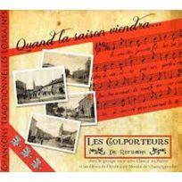 - Les Colporteurs De Refrains | Groupe Vocal Ados Choeur En Portée - Quand la saison viendra. Chansons traditionnelles Lorraines. DigiPack