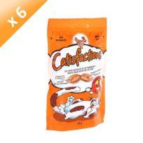 Catisfactions - Croquettes au poulet - 60g x6 Pour chat adulte et chatons