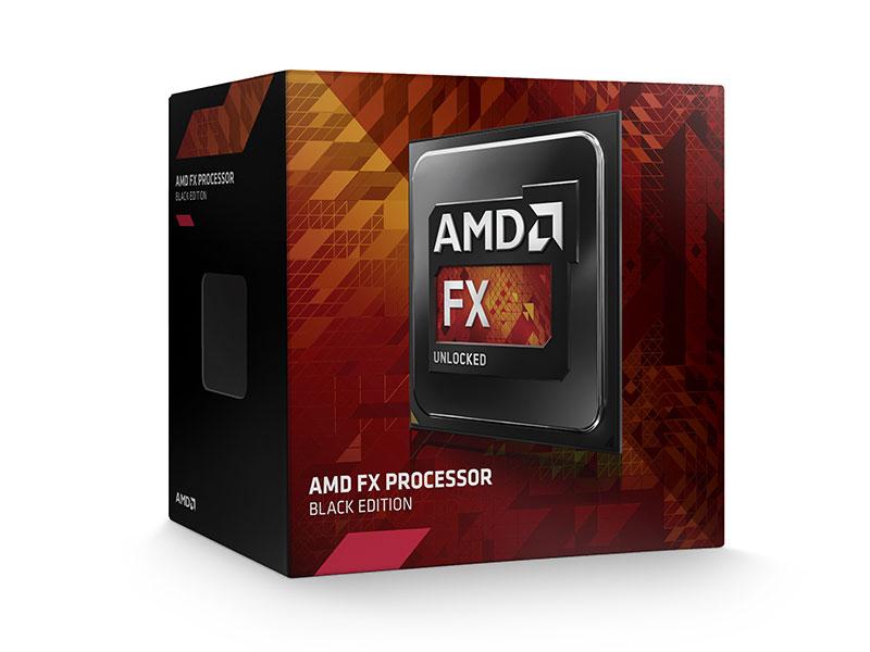 FX-8350 Black Edition - 4,0 GHz